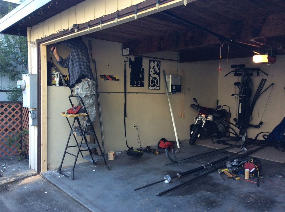 Install New Garage Door Santa Rosa, CA