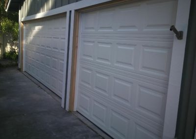Turbo Garage Door - New Door Door - After