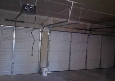 Turbo Garage Door - New door for garage door - After
