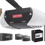 raftsman HP Belt Drive Garage Door Opener